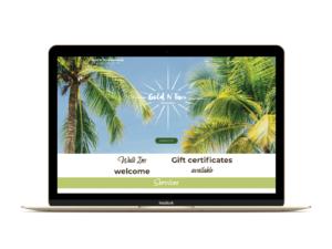 Gold N Tan Pewaukee Website