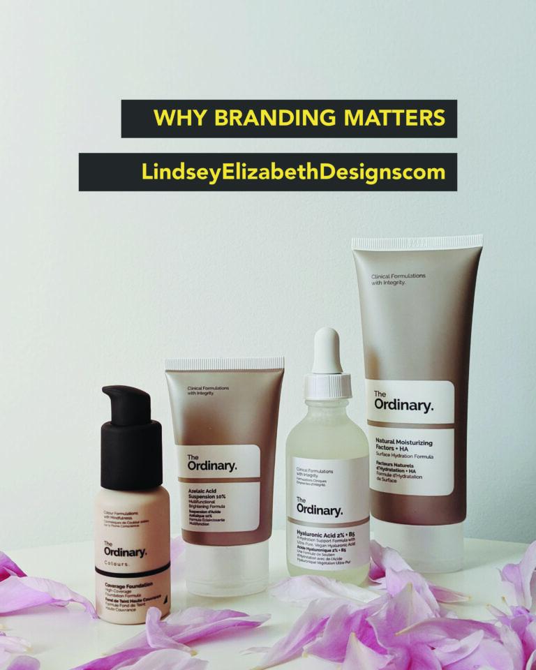 why branding matters, le designs, brand designer, graphic designer