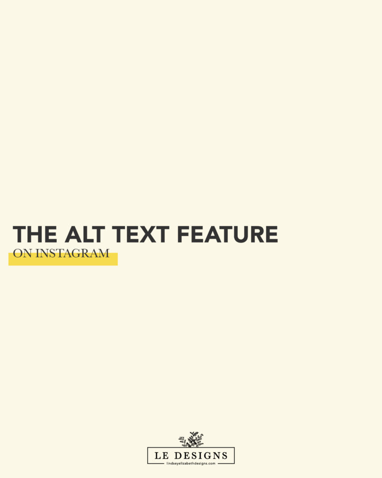 the alt text feature on instagram, how to use it, best practicies, what is alt text