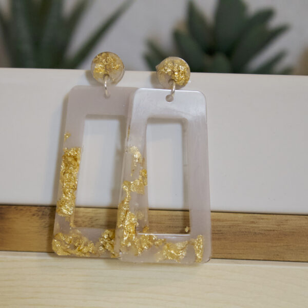 Driftwood earrings