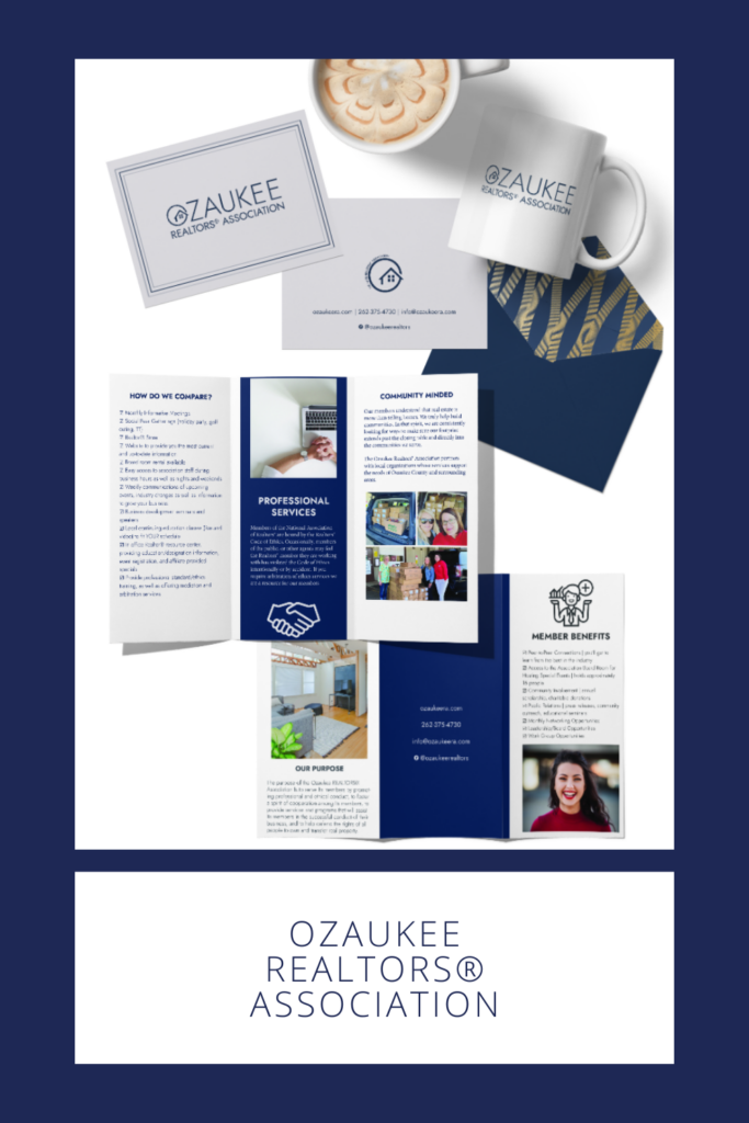 branding for the Ozaukee Realtors Association